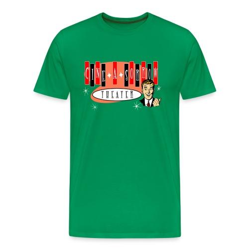 Cine-A-Sorrow Tee - Men's Premium T-Shirt