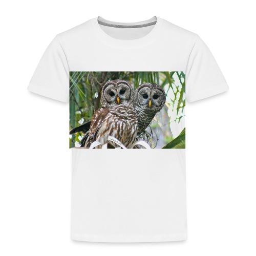 Barred Couple 2299  - Toddler Premium T-Shirt