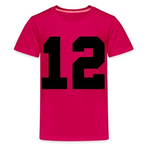 #12 - Kids' Premium T-Shirt