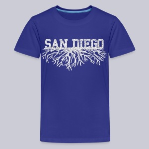 My San Diego Roots - Kids' Premium T-Shirt