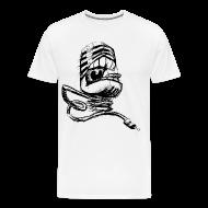 T-Shirts ~ Men's Premium T-Shirt ~ Live Mic