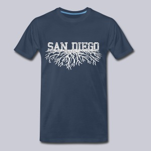 My San Diego Roots - Men's Premium T-Shirt