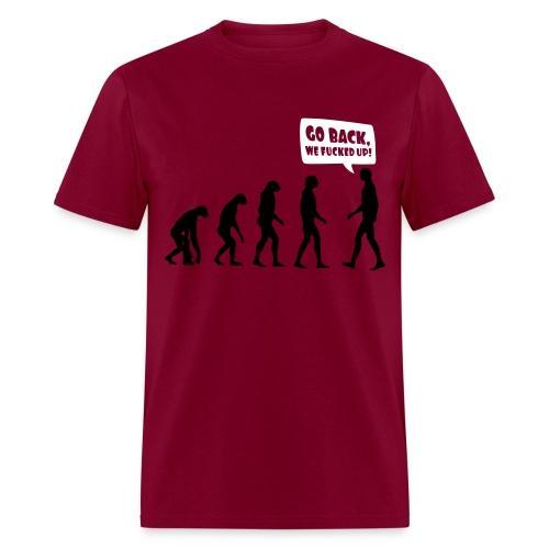 Men's Mankind Shirt - Men's T-Shirt