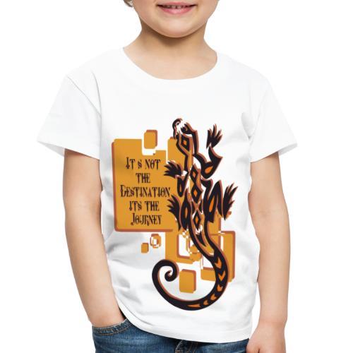 The Journey - Toddler Premium T-Shirt