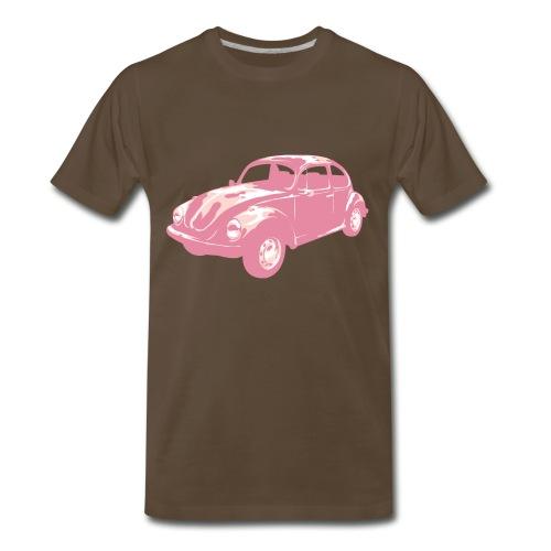 1600 Superbug 1971 Volkswagen Beetle T-Shirts - Men's Premium T-Shirt