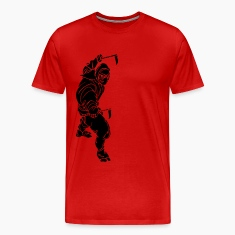 TRIBAL NINJA T-Shirts