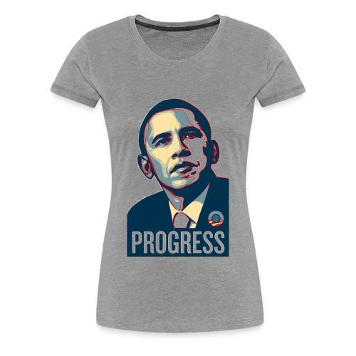 Obama 2012! - Women's Premium T-Shirt