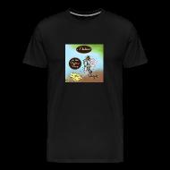 T-Shirts ~ Men's Premium T-Shirt ~ Caffeine fairy