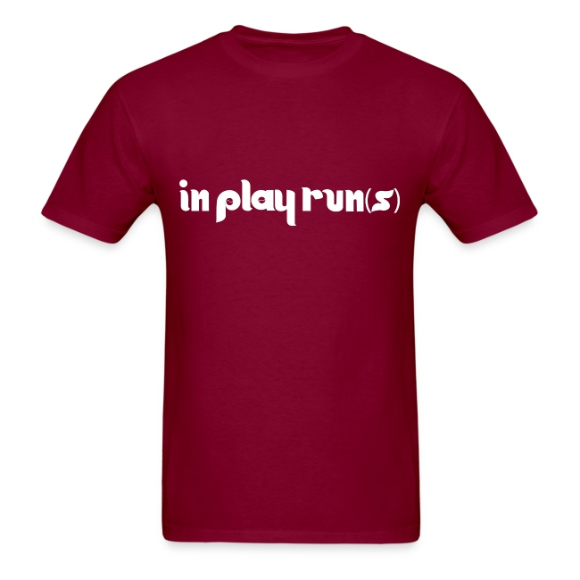 Philly In Play Run(s) Shirt