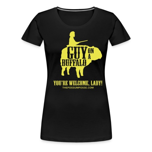Women's Colorado Special - Lady - Women's Premium T-Shirt