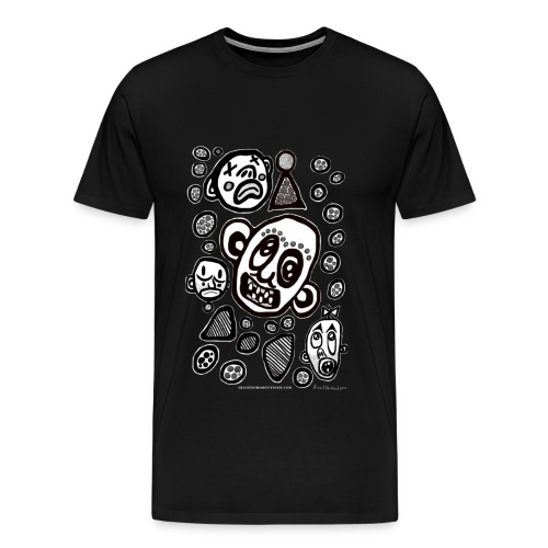 We're A Happy Family! (For the guys) - Men's Premium T-Shirt