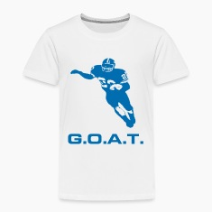 G.O.A.T. Baby & Toddler Shirts
