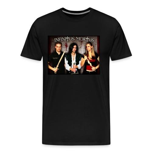 IM Band Tee - Men's Premium T-Shirt