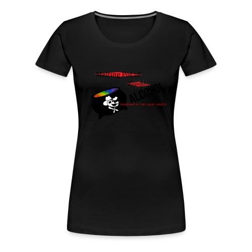 Melting Pot of Friendship- Womens - Women's Premium T-Shirt