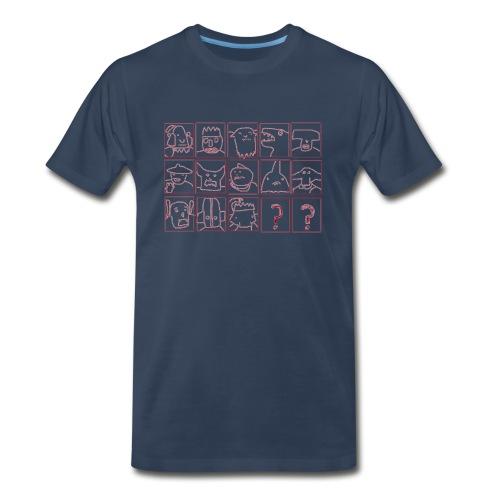 select - Men's Premium T-Shirt