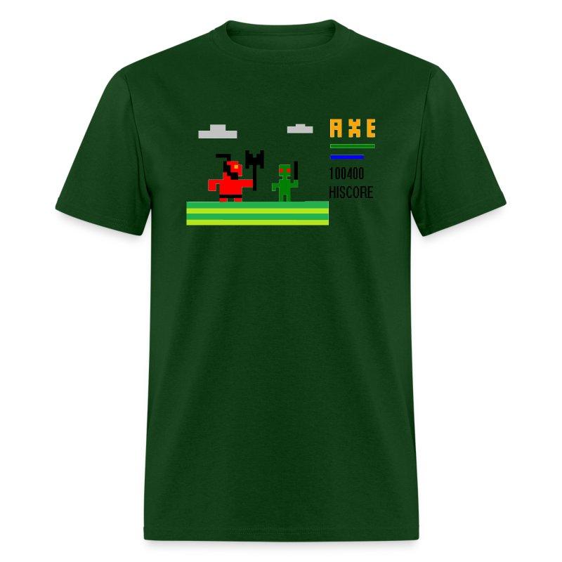 axe - Men's T-Shirt