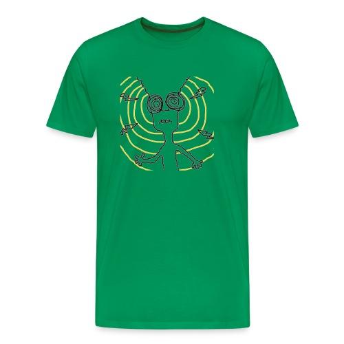 brain - Men's Premium T-Shirt