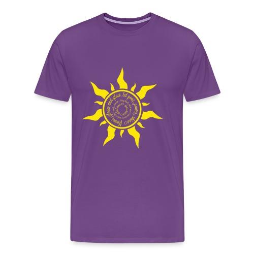 Men's Tangled - Men's Premium T-Shirt