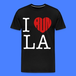 I Run LA T-Shirts - stayflyclothing.com - Men's Premium T-Shirt