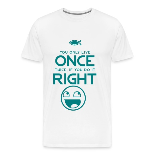 Men's Premium T-Shirt - and thats the truth