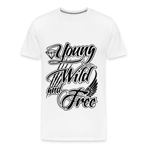 YW&F - Men's Premium T-Shirt