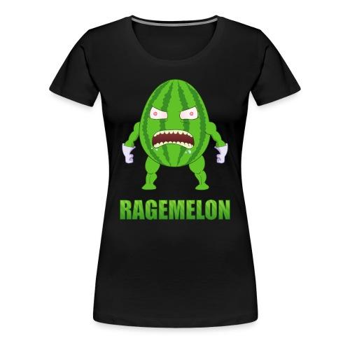 Ragemelon - Women's Premium T-Shirt
