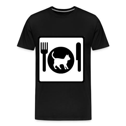 Eat Pus.. - Men's Premium T-Shirt