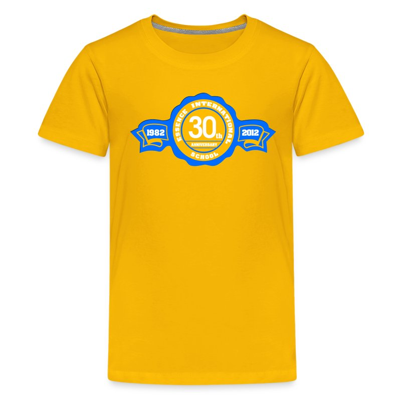 eis_30th_logo2.png - Kids' Premium T-Shirt