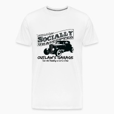 Outlaw's Garage. Socially unaccepted Hot Rods.