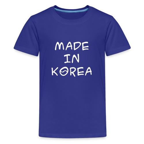 Made in Korea Kid's t-shirt - Kids' Premium T-Shirt