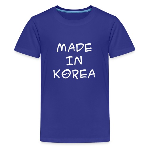 Made in Korea Kid's t-shirt - Kids' Premium T-Shirt