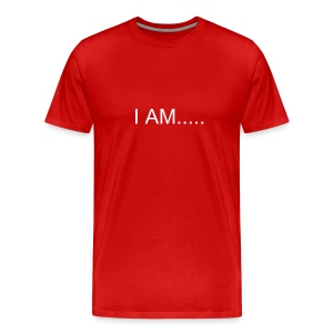 I AM - Men's Premium T-Shirt