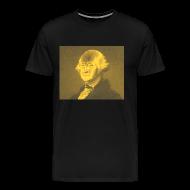 T-Shirts ~ Men's Premium T-Shirt ~ George Washington  - Presidents of The United States