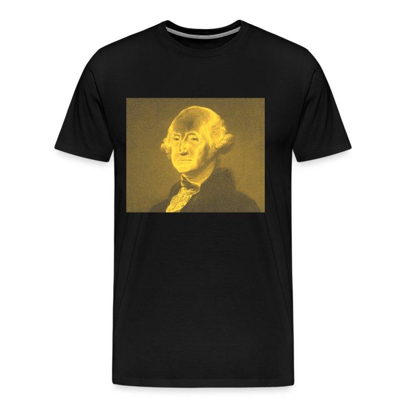George Washington  - Presidents of The United States - Men's Premium T-Shirt