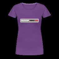 T-Shirts ~ Women's Premium T-Shirt ~ Palpatine/Vader 2012 v1 Ladies