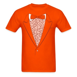 Lloyd Orange Tux - Men's T-Shirt