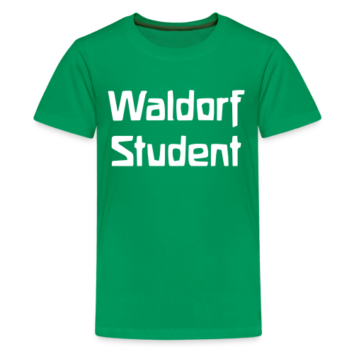 Waldorf Student - Kids' Premium T-Shirt