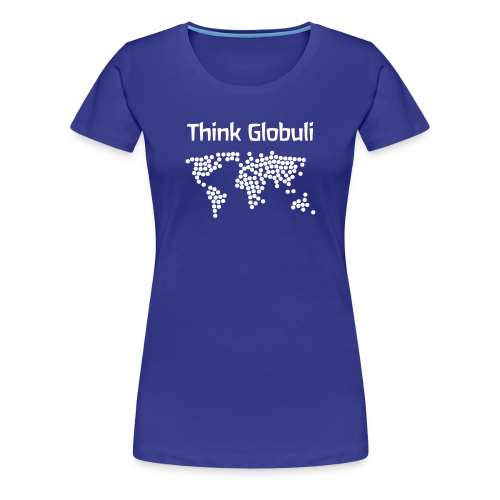 Think Globuli - Women's Premium T-Shirt