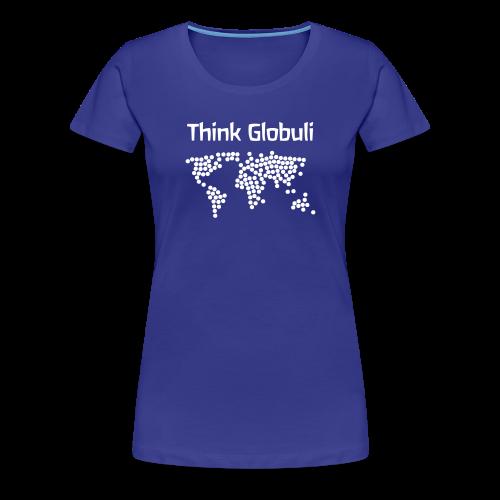 Think Globuli - Women's Premium T-Shirt