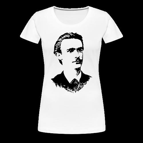 Rudolf Steiner - Women's Premium T-Shirt