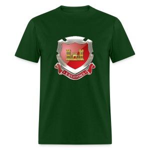 USACE Regimental Insignia - Men's T-Shirt