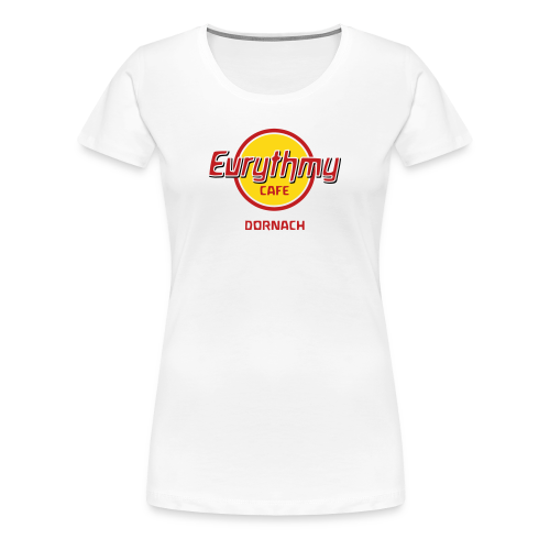 Eurythmy Cafe Dornach - Women's Premium T-Shirt