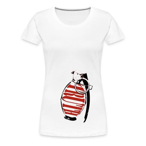 Truth Bomb - Women's Premium T-Shirt
