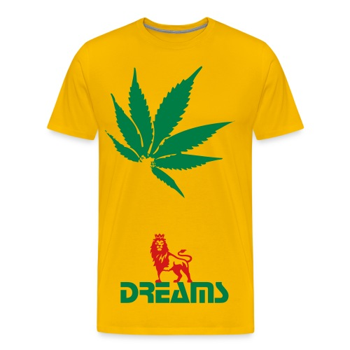 Dreams - Men's Premium T-Shirt