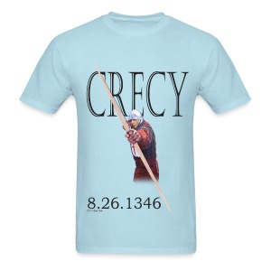 Crecy Standard Men's T - Men's T-Shirt