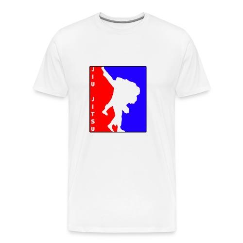 Jiu Jitsu Leagues - Men's Premium T-Shirt