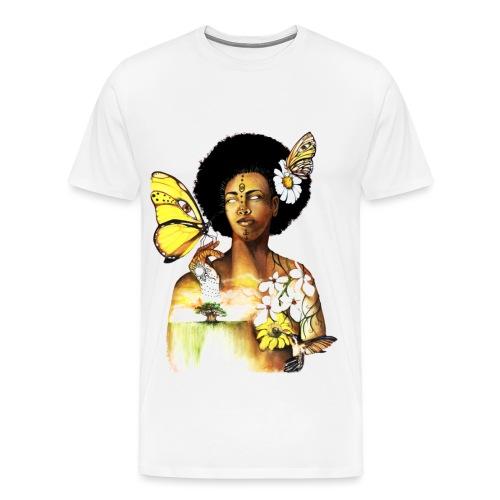 Mother Nature VIII   Unisex tee - Men's Premium T-Shirt