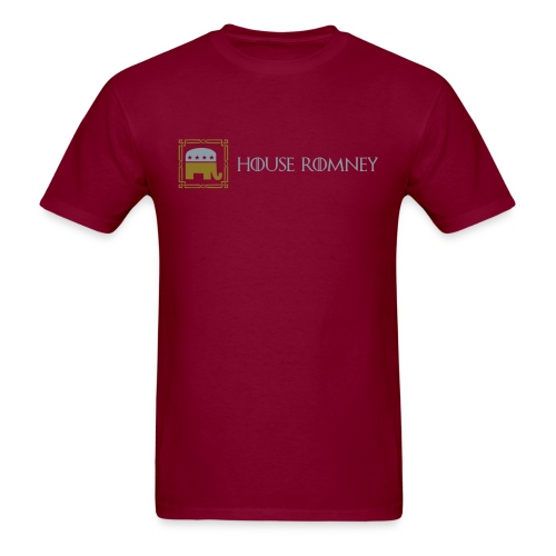 GoT - House Mitt Romney (Men's) - Men's T-Shirt