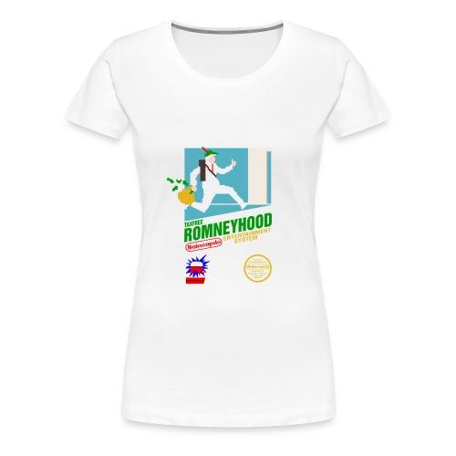 Women's Romney Tee - Women's Premium T-Shirt