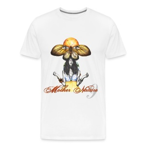 Mother Nature IX  2012 Unisex tee - Men's Premium T-Shirt